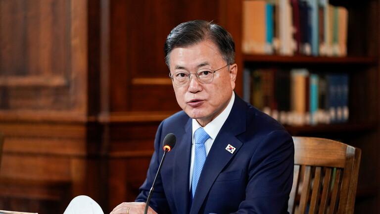 الرئيس الكوري الجنوبي يعتذر  عن وفاة ضابطة صف تعرضت لاعتداء جنسي