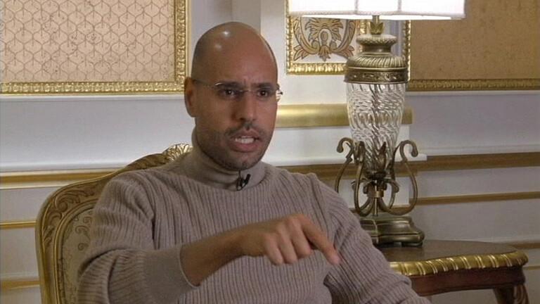 سيف الإسلام ينوي الترشح للانتخابات الرئاسية  الليبية المقبلة