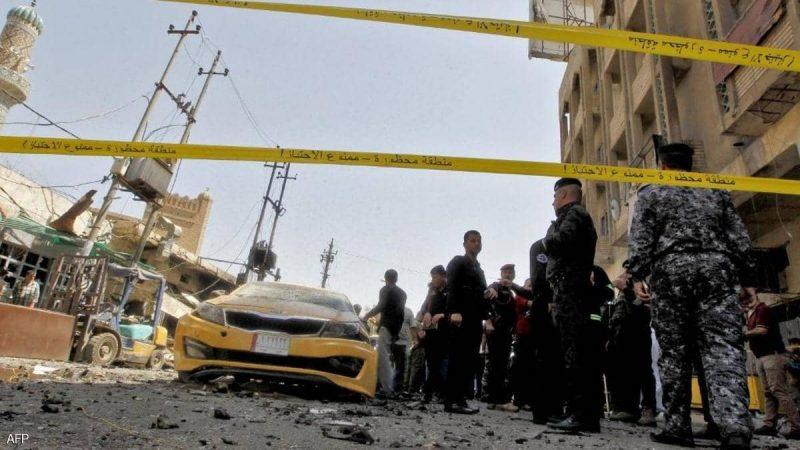 مقتل ثلاثة أشخاص وإصابة آخرين في انفجار داخل مطعم مزدحم في بغداد