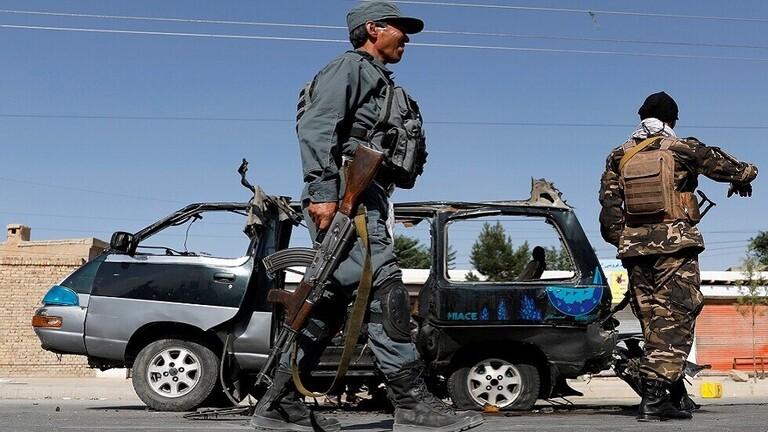 مقتل 3 محتجين أفغان بنيران قوات الأمن شمال غرب البلاد