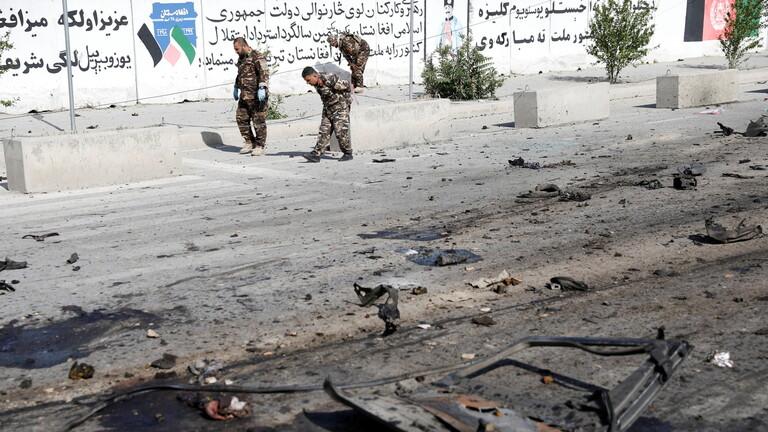 مقتل 11 مدنيا بينهم أطفال بانفجار لغم أرضي في أفغانستان
