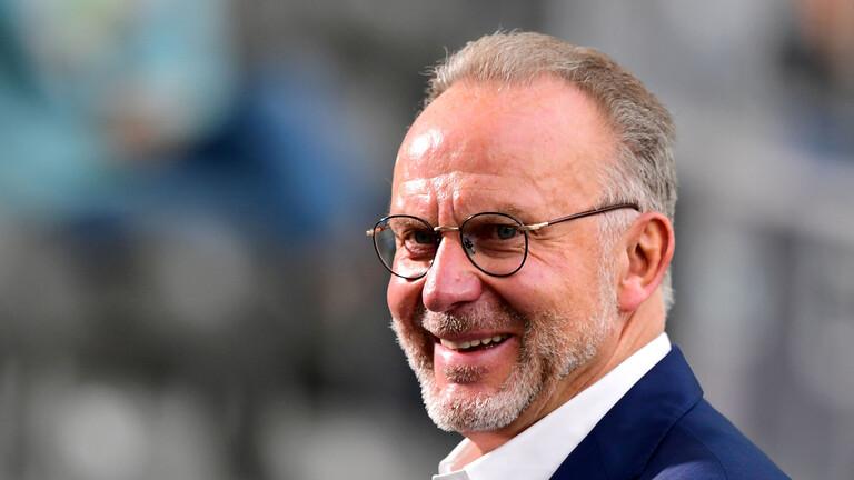رحيل الرئيس الأسطوري رومينيغه عن بايرن ميونيخ بعد 30 عاما في أروقة النادي