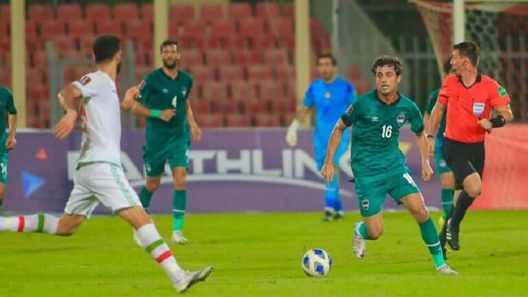العراق يتأهل إلى التصفيات النهائية لمونديال قط