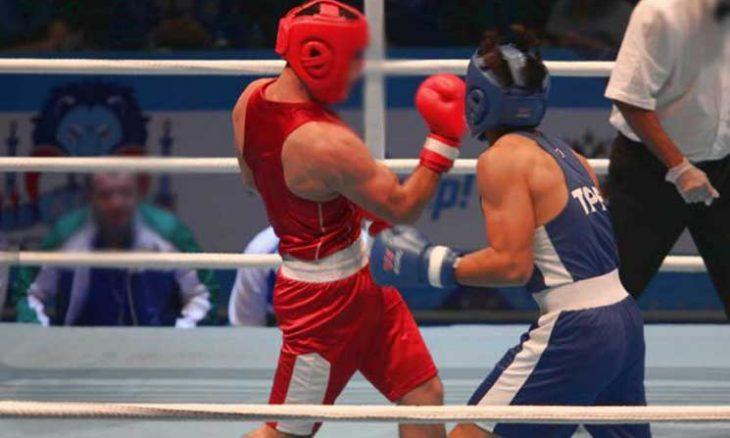"""لكمة قوية على الرأس  تودي بحياة الملاكم المغربي """"صلاح الدين بن حبيبي"""" أثناء التدريبات  في إسبانيا"""