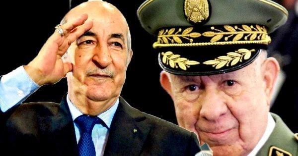 لم يحقق واحدا من  54 تعهداً  للشعب الجزائري في حال انتخبه رئيساً،  تبون يُعالج نفسه  في ألمانيا ويُهرِّب ابن بطوش  للعلاج إلى إسبانيا للعلاج