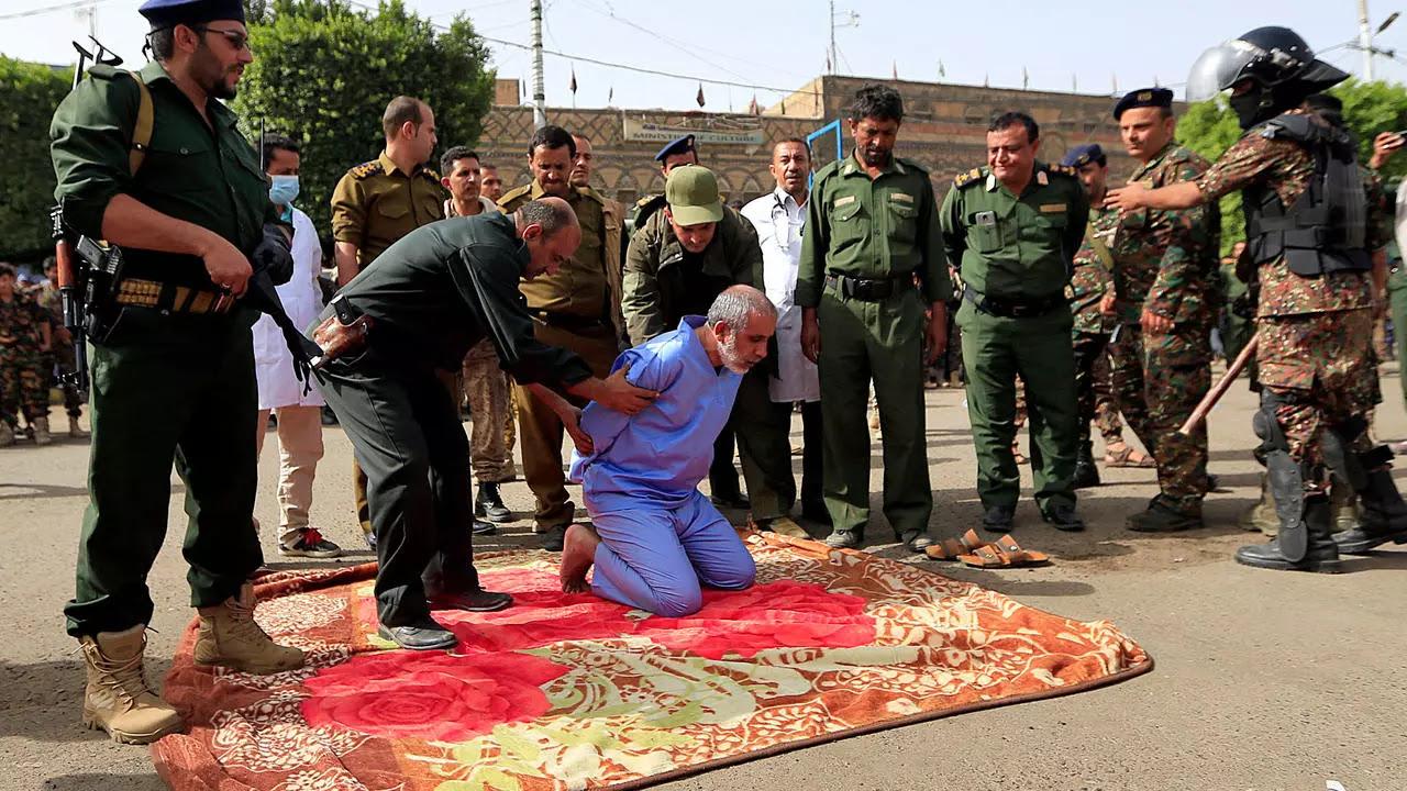 تنفيذ  أحكام بالإعدام في حق ثلاثة يمنيين بتهم القتل والاغتصاب