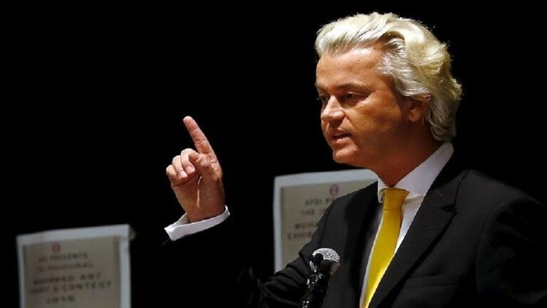 """هولندا.. المحكمة العليا تثبت حكم إدانة اليميني فيلدرز صاحب شعار """"مغاربة أقل"""""""