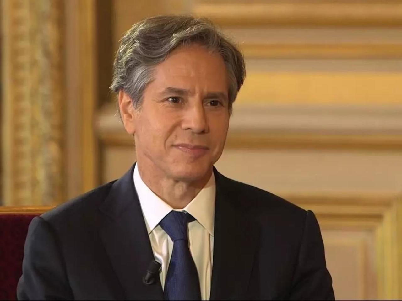 بلينكن: التفاوض مع إيران لا يمكن أن يستمر إلى ما لا نهاية