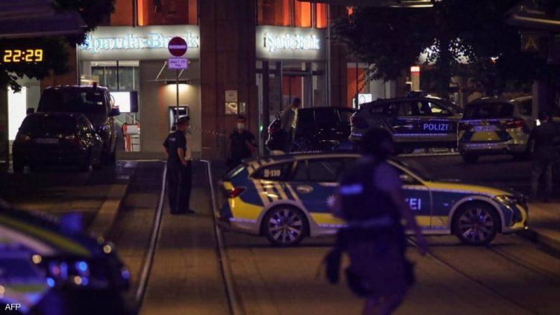 إصابة عدة أشخاص إثر إطلاق رصاص خارج متجر في برلين