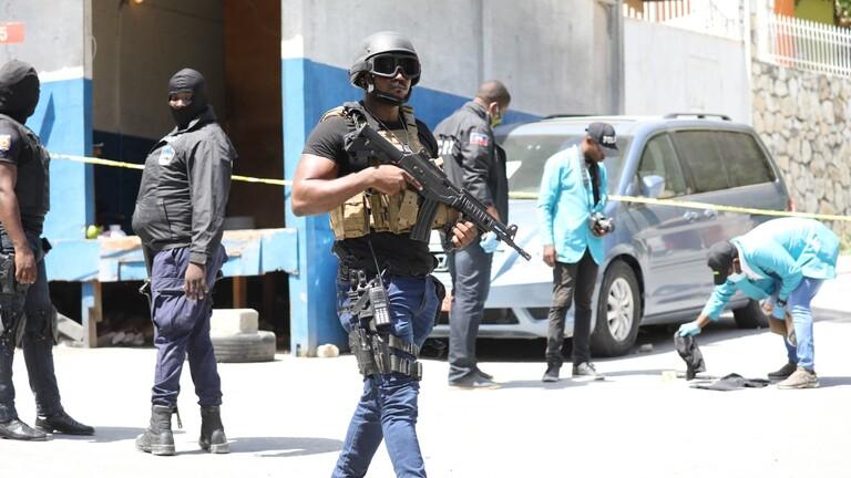 """سفير هايتي لدى واشنطن يستبعد أن يكون قتلة الرئيس مويز """"عملاء أمريكيين"""""""