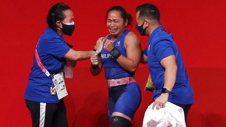 أولمبياد طوكيو.. الفلبينية دياز تمنح بلادها أول ذهبية في تاريخها