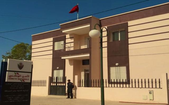 مديرية الأمن تفتتح دائرة الشرطة 12 بوجدة