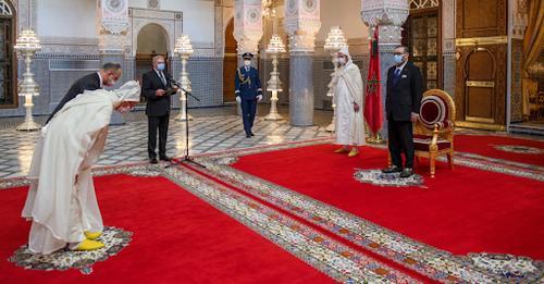 الملك محمد السادس يعين مسؤولين قضائيين بعدد من محاكم المملكة