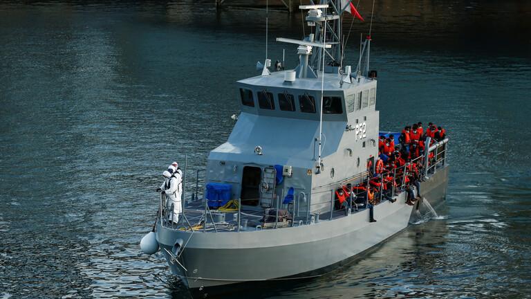 100 مهاجر يطلبون المساعدة بالقرب من سواحل مالطا