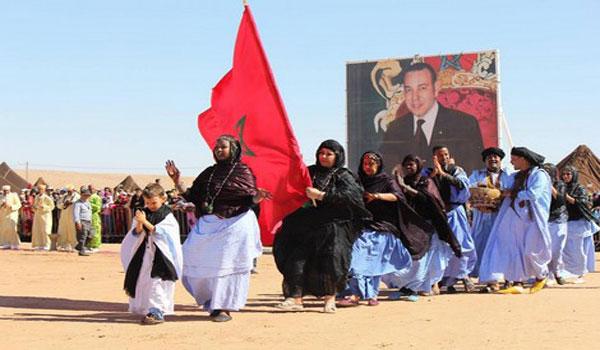 التضامن الإفريقي والصحراء المغربية