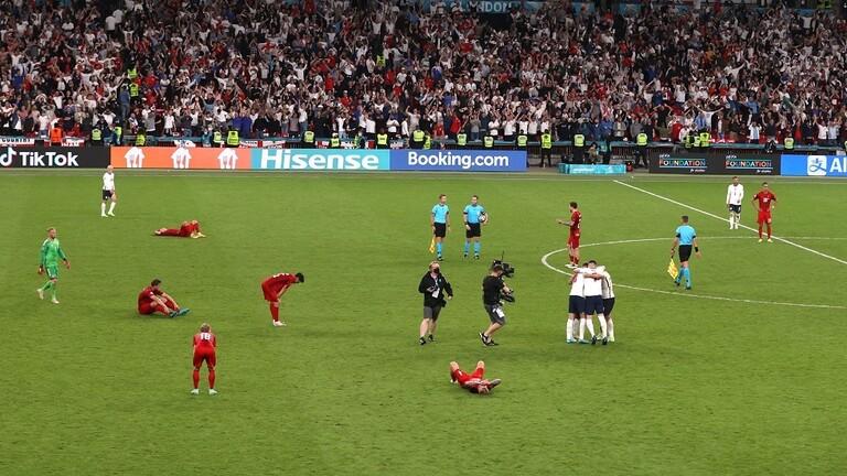 لأول مرة في التاريخ.. إنجلترا تبلغ نهائي كأس أمم أوروبا
