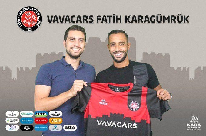 المغربي بن عطية ينتقل إلى الدوري التركي
