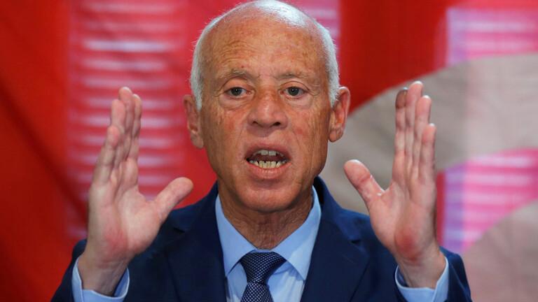 """الرئيس التونسي متحدثا عن """"دولة داخل الدولة"""": الوضع كارثي وهناك لوبيات تفسد إجراءات مكافحة كورونا"""