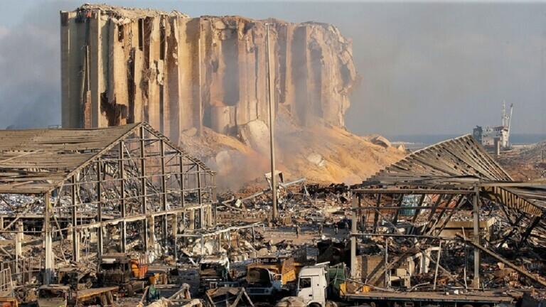 """""""إف.بي.آي"""": نترات الأمونيوم في انفجار بيروت أقل بكثير من الشحنة الأصلية"""