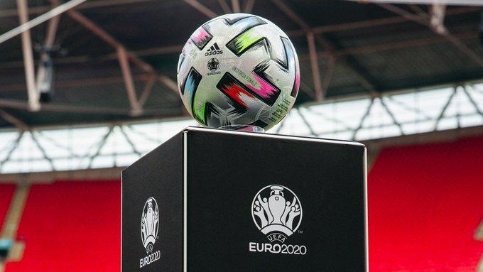 """""""يويفا"""" يعرض الكرة الجديدة للمباراة النهائية لـ""""يورو 2020″"""