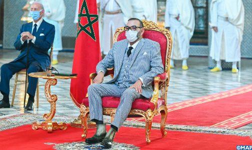 الملك يترأس حفل إطلاق وتوقيع اتفاقيات تصنيع وتعبئة اللقاح المضاد لكورونا