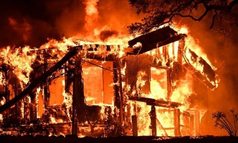 كندا..إجلاء مئات السكان بسبب الحرائق وموجة الحر