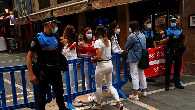محكمة إسبانية: حالة الطوارئ المتعلقة بكورونا غير دستورية