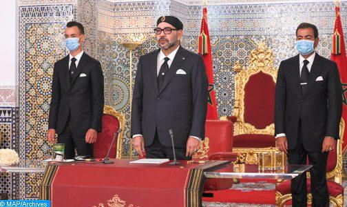 النص الكامل للخطاب الملكي بمناسبة عيد العرش