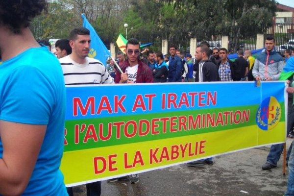 """مقاطعة """" شعب القبائل"""" لانتخابات البرلمان الجزائري ب 99% استفتاء شعبي لتأكيد التمسك بالاستقلال الذاتي"""