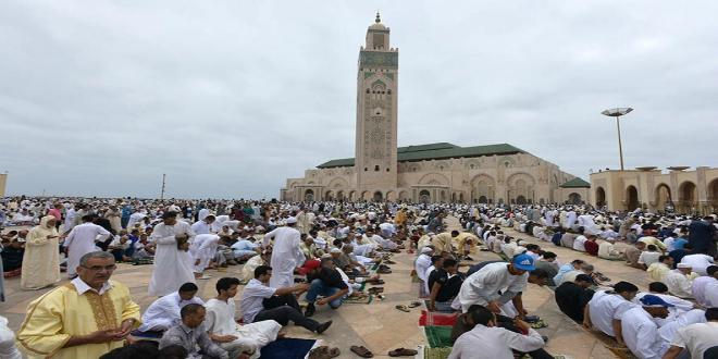 المغرب يقرر عدم إقامة صلاة عيد الأضحى في المصليات والمساجد