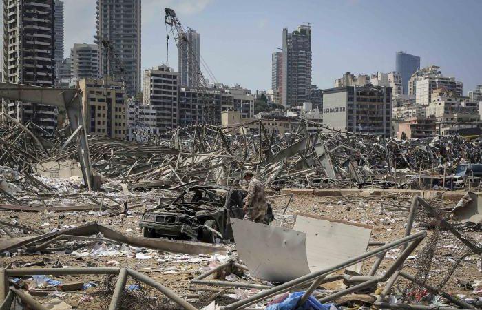 سنة على انفجار مرفأ بيروت ولبنان لايزال يرزح تحت عبء الفاجعة
