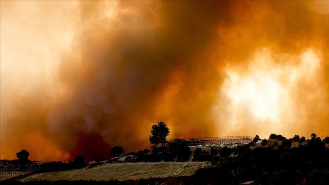 تركيا تعلن السيطرة على كافة الحرائق بعد 16 يوما من الكفاح
