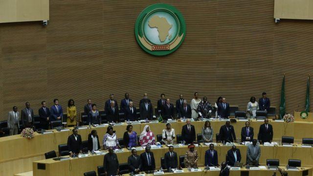 رئيس مفوضية الاتحاد الإفريقي يرد على الجزائر: قرار انضمام إسرائيل للاتحاد لا رجعة فيه!!