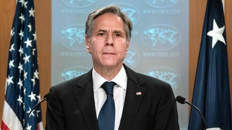 بلينكن : 300 مواطن أمريكي لا يزالون ينتظرون إجلاءهم من كابول