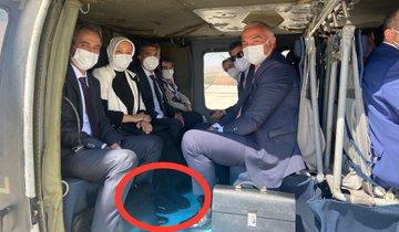 حذاء برلمانية في حزب العدالة والتنمية الحاكم يثير ضجة كبيرة (صورة)