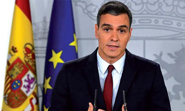 """بيدرو سانشيث ..الخطاب الملكي """"فرصة سانحة"""" لإعادة تحديد ركائز ومعايير العلاقات بين المغرب وإسبانيا"""