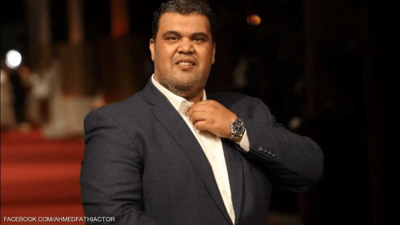 الممثل المصري أحمد فتحي يكشف إصابته بكورونا