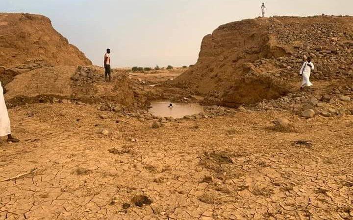 مخالف للمواصفات الهندسية.. انهيار سد كندية الجديد بولاية دارفور في السودان