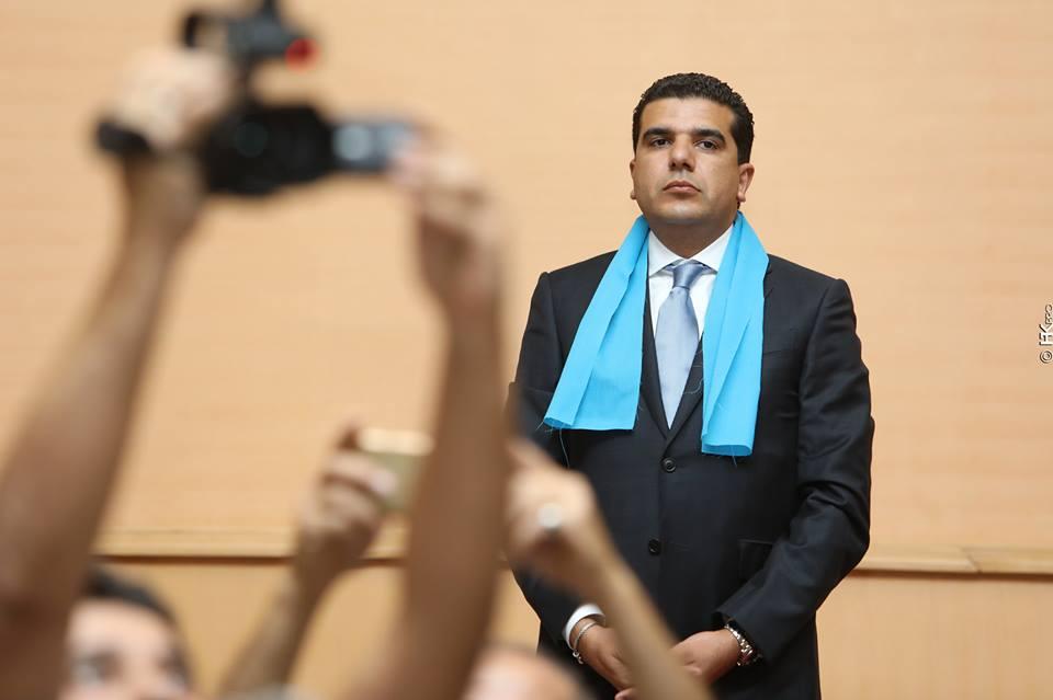 هوار على رأس لائحة الأحرار في إنتخابات مجلس جهة الشرق