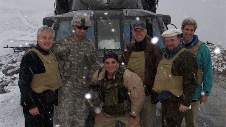 واشنطن تركت مترجما في أفغانستان ساعد في إنقاذ بايدن عام 2008