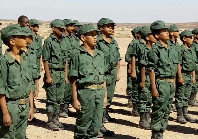 السفير هلال يدين التجنيد العسكري للأطفال في مخيمات تندوف بالجزائر