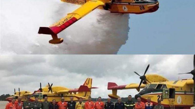 المغرب يعرض مساعدته على الجزائر لمساعدتها على إطفاء الحرائق والسلطات الجزائرية تجري اتصالات مع الأوروبيين لاستئجار طائرات إخماد الحرائق