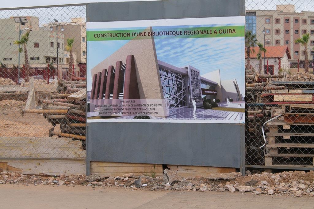مشروع الخزانة الجهوية بوجدة يعرف تأخرا غير مقبول فاق الخمس سنوات