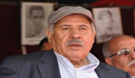 وفاة نوبير الأموي الأمين العام السابق للكونفدرالية الديمقراطية للشغل