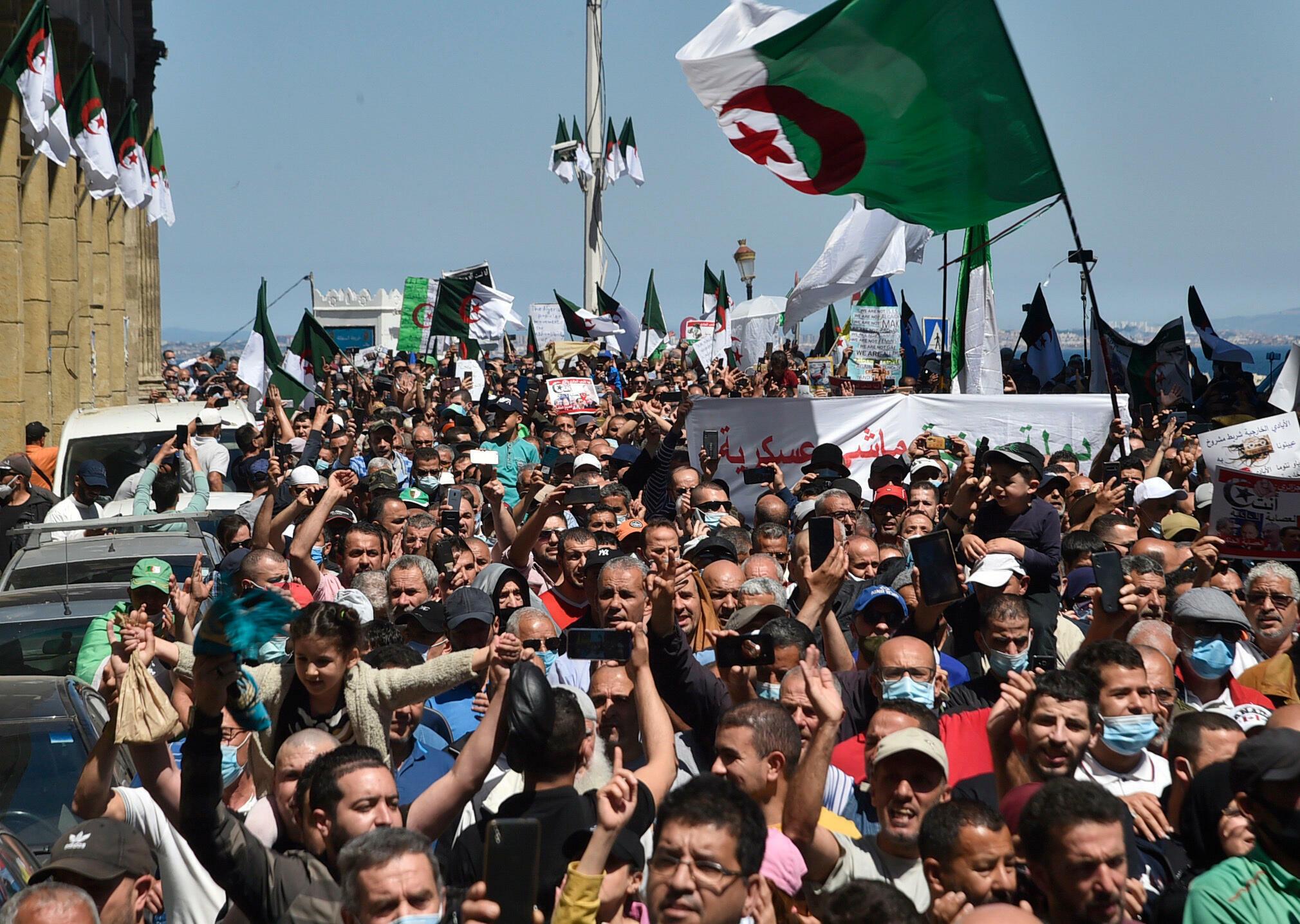 """"""" أمنيستي """" تندد باستخدام السلطات الجزائرية"""" تهم ارهابية باطلة"""" ضد النشطاء السياسيين والصحفيين…"""