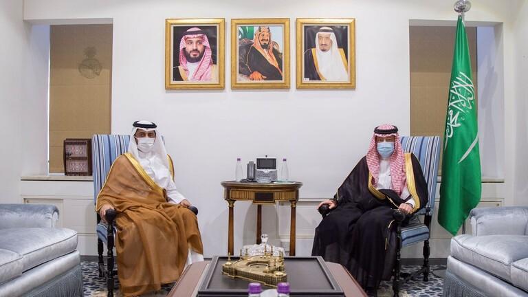 السعودية تتسلم أوراق اعتماد أول سفير من قطر منذ 2017