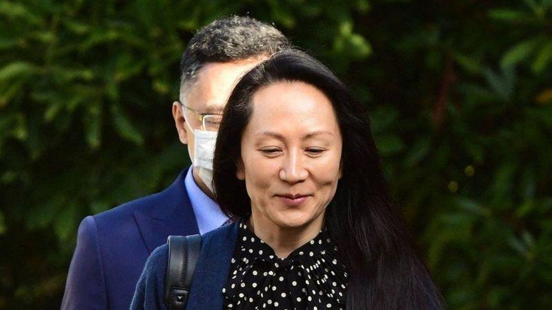 إطلاق سراح المديرة المالية لهواوي بعد اتفاق مع الولايات المتحدة