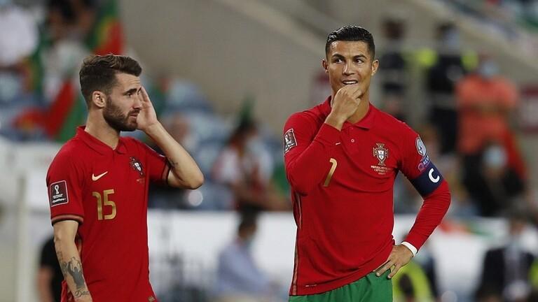 رونالدو يغادر معسكر البرتغال مبكرا