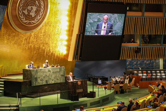 الإمارات تدعو إيران لاحترام القانون الدولي وإنهاء احتلالها 3 جزر إماراتية