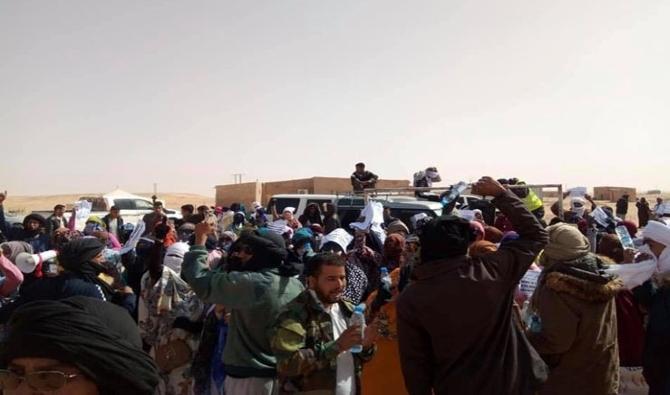 الدعوة إلى الضغط على الجزائر لإنهاء القمع وسيادة الفوضى في مخيمات تندوف